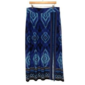 Chico's Stretch Jersey Maxi Skirt